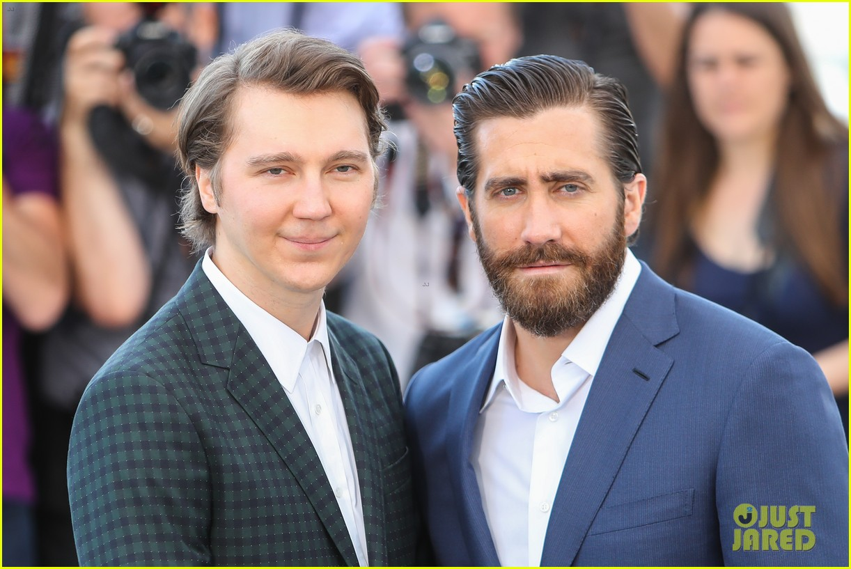 jake gyllenhaal tilda swinton lily collins debut okja at cannes film fest 123901366