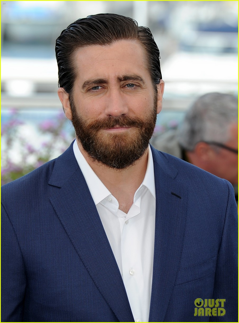jake gyllenhaal tilda swinton lily collins debut okja at cannes film fest 263901380