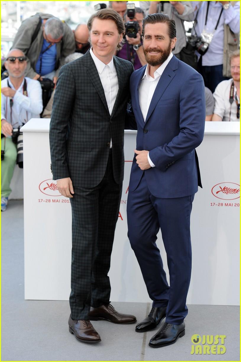 jake gyllenhaal tilda swinton lily collins debut okja at cannes film fest 273901381