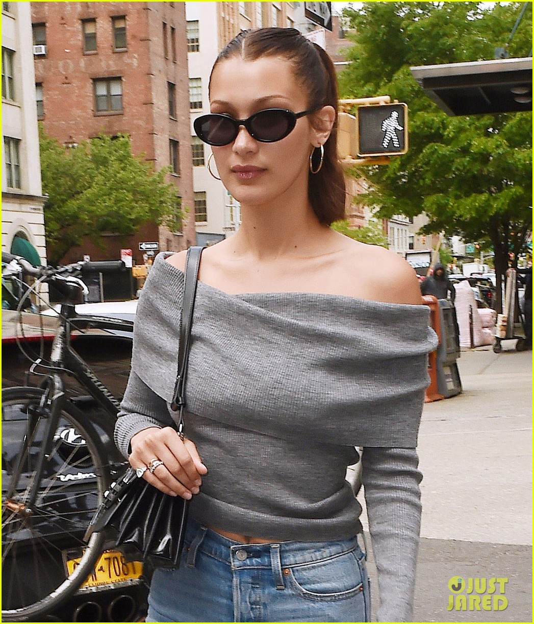 bella hadid street style on point 063897915