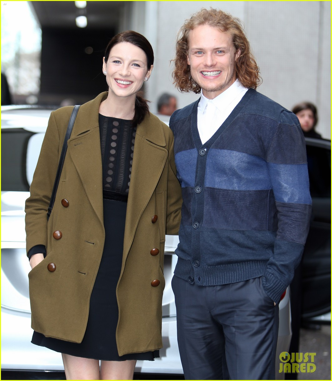 Logan Paul Reveals Why His New 1 Million Ranch Is: Outlander's Sam Heughan & Caitriona Balfe Have Adorable