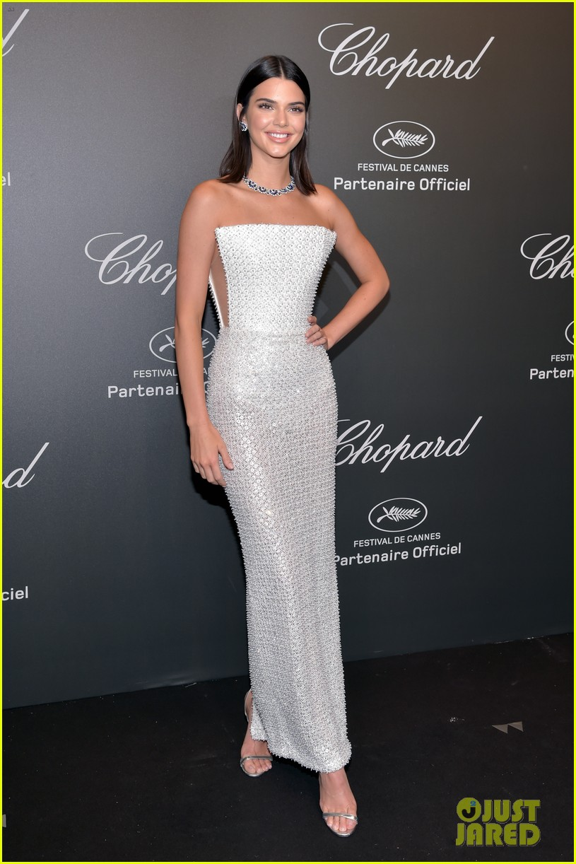 kendall jenner shines like a diamond at chopard space party 093901758