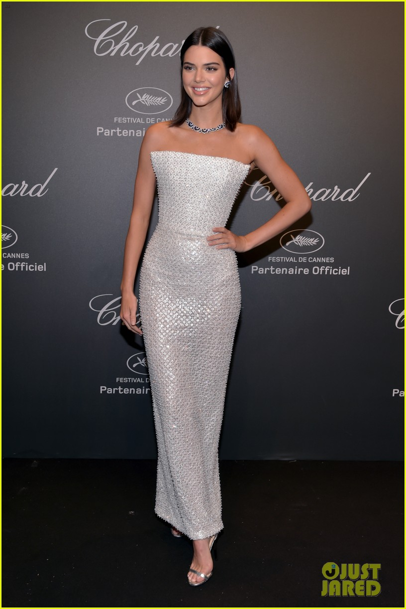 kendall jenner shines like a diamond at chopard space party 103901759