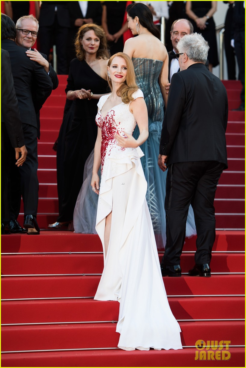jessica chastain 2017 cannes closing 243906653