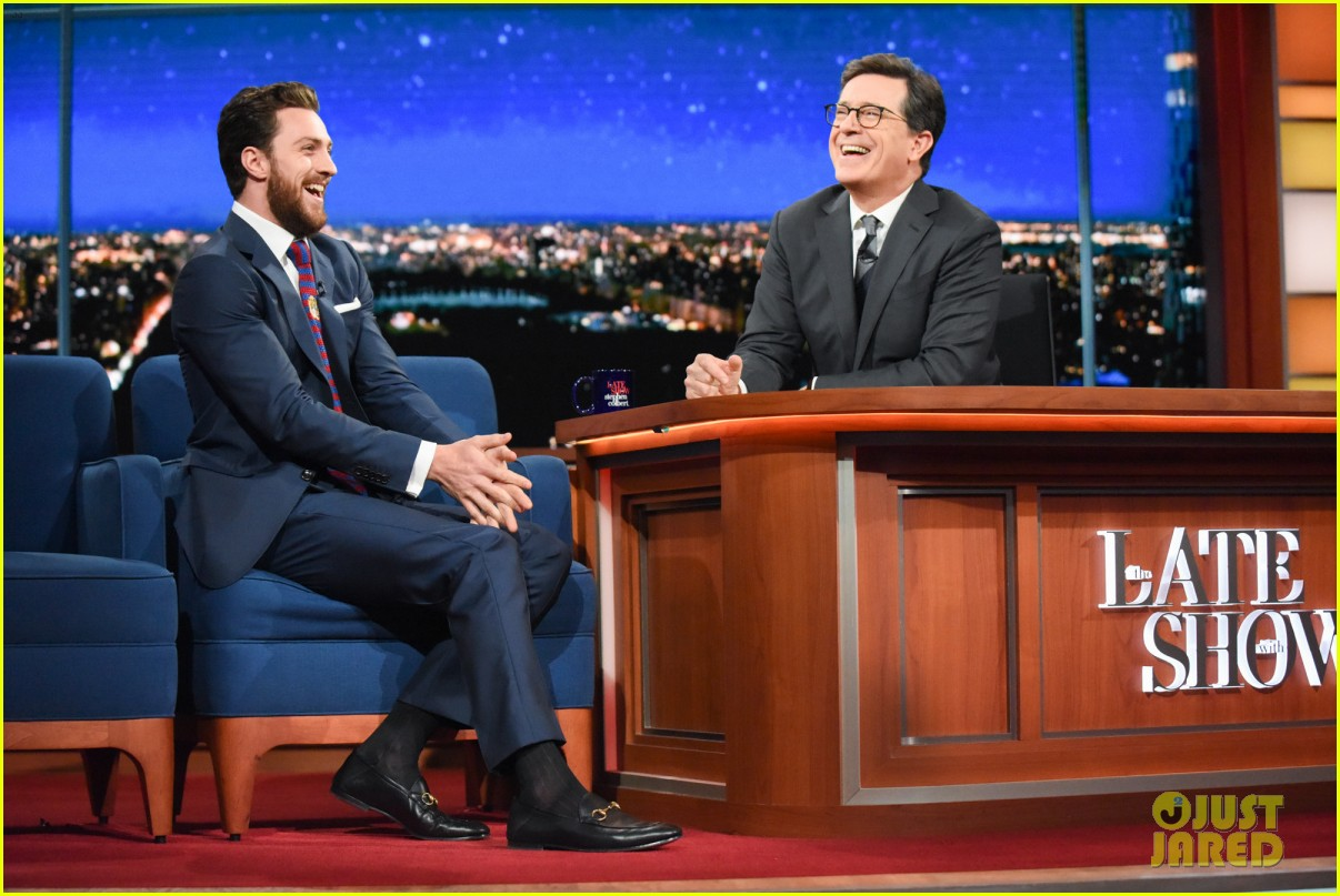 Aaron Taylor-Johnson Bulked Up For 'The Wall' With Help From