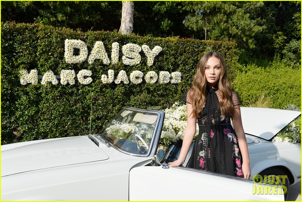 kaia geber marc jacobs daisy fragrance launch 173897326