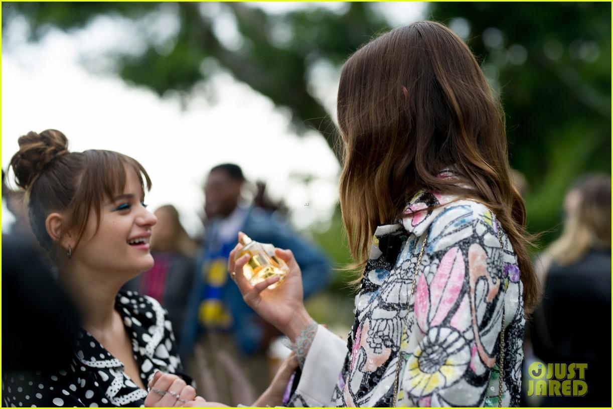 kaia geber marc jacobs daisy fragrance launch 333897342
