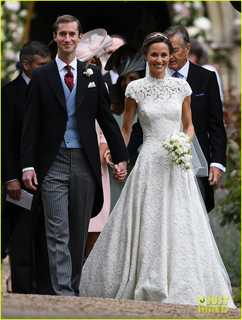 Kate Middleton, Prince William, & Kids Attend Pippa\'s Wedding ...