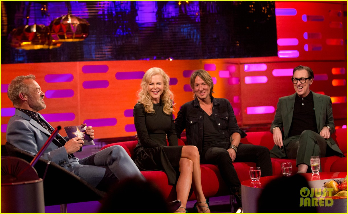 nicole kidman keith urban graham norton show 013901398