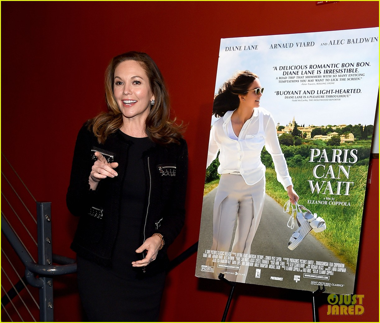 diane lane premieres her new film paris can wait in nyc013895328