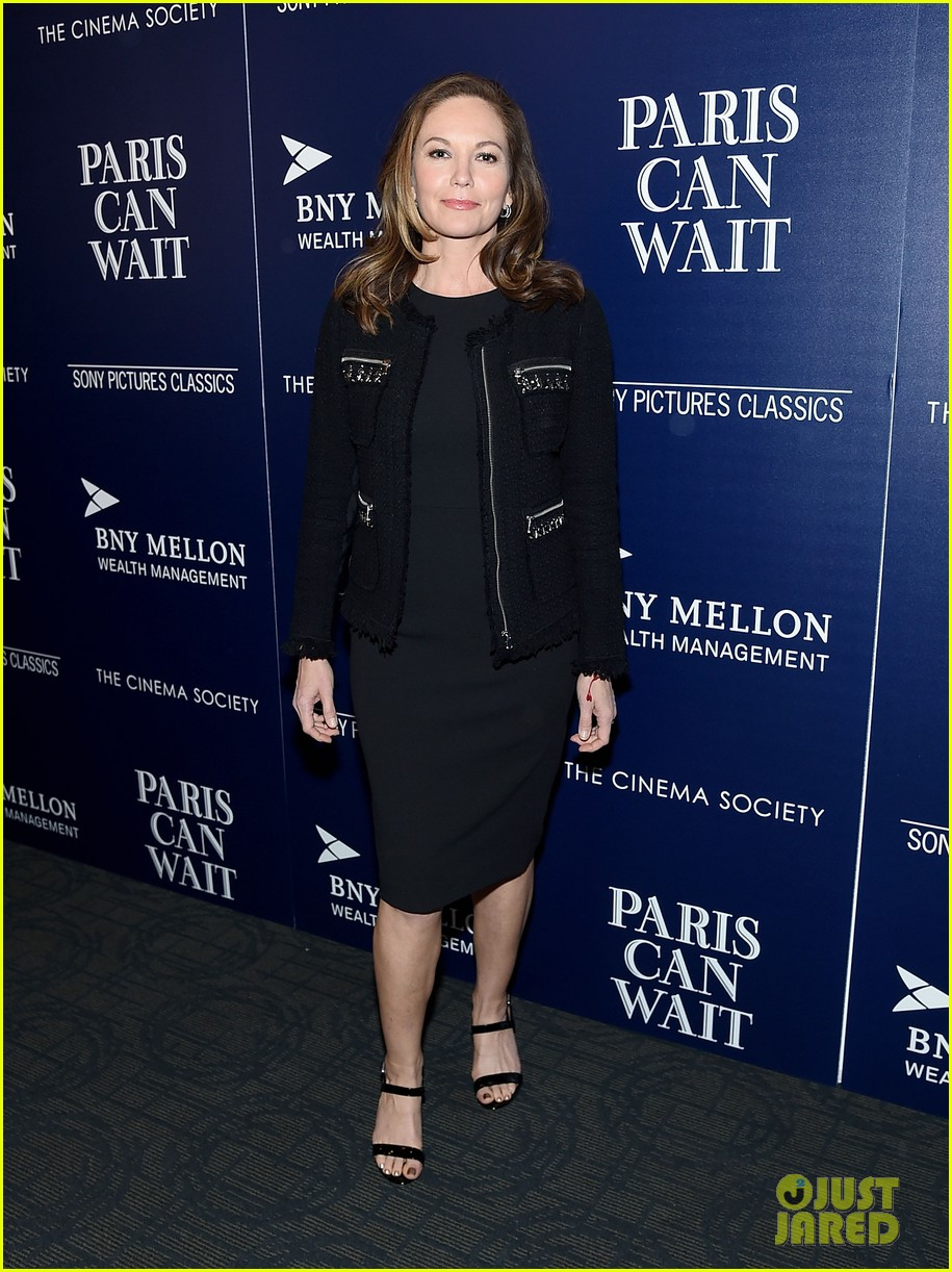 diane lane premieres her new film paris can wait in nyc033895330