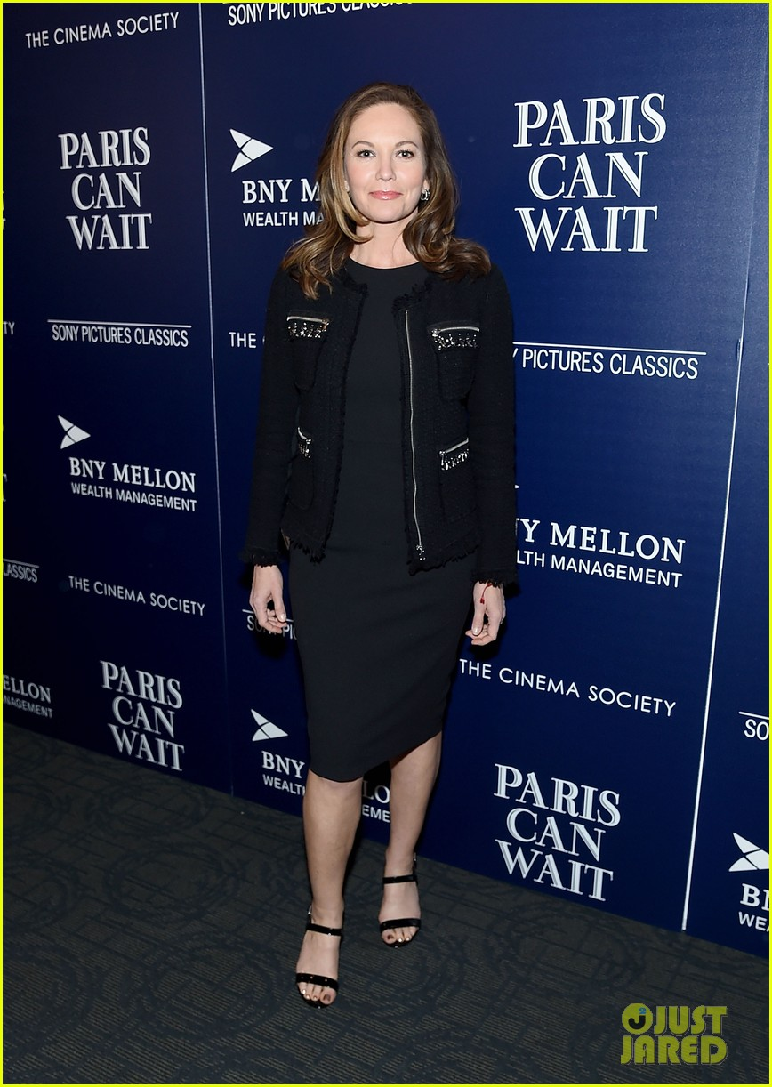 diane lane premieres her new film paris can wait in nyc093895336