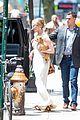 jennifer lawrence visits boyfriend darren aronofskys house with her dog 13