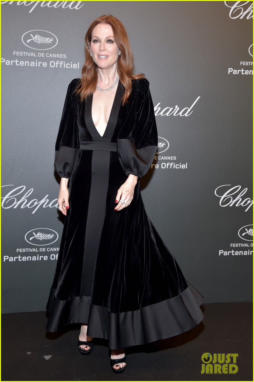julianne moore adriana lima chopard cannes party 013901812