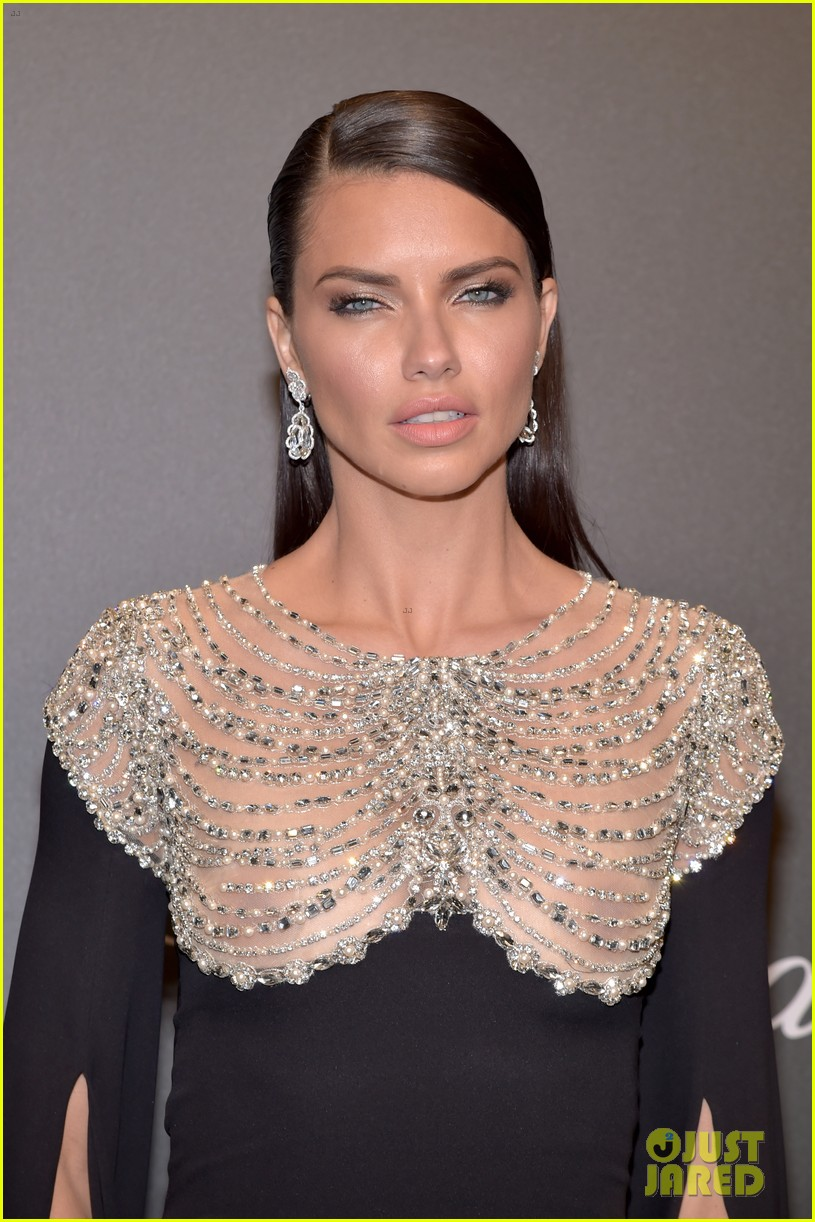 julianne moore adriana lima chopard cannes party 023901813