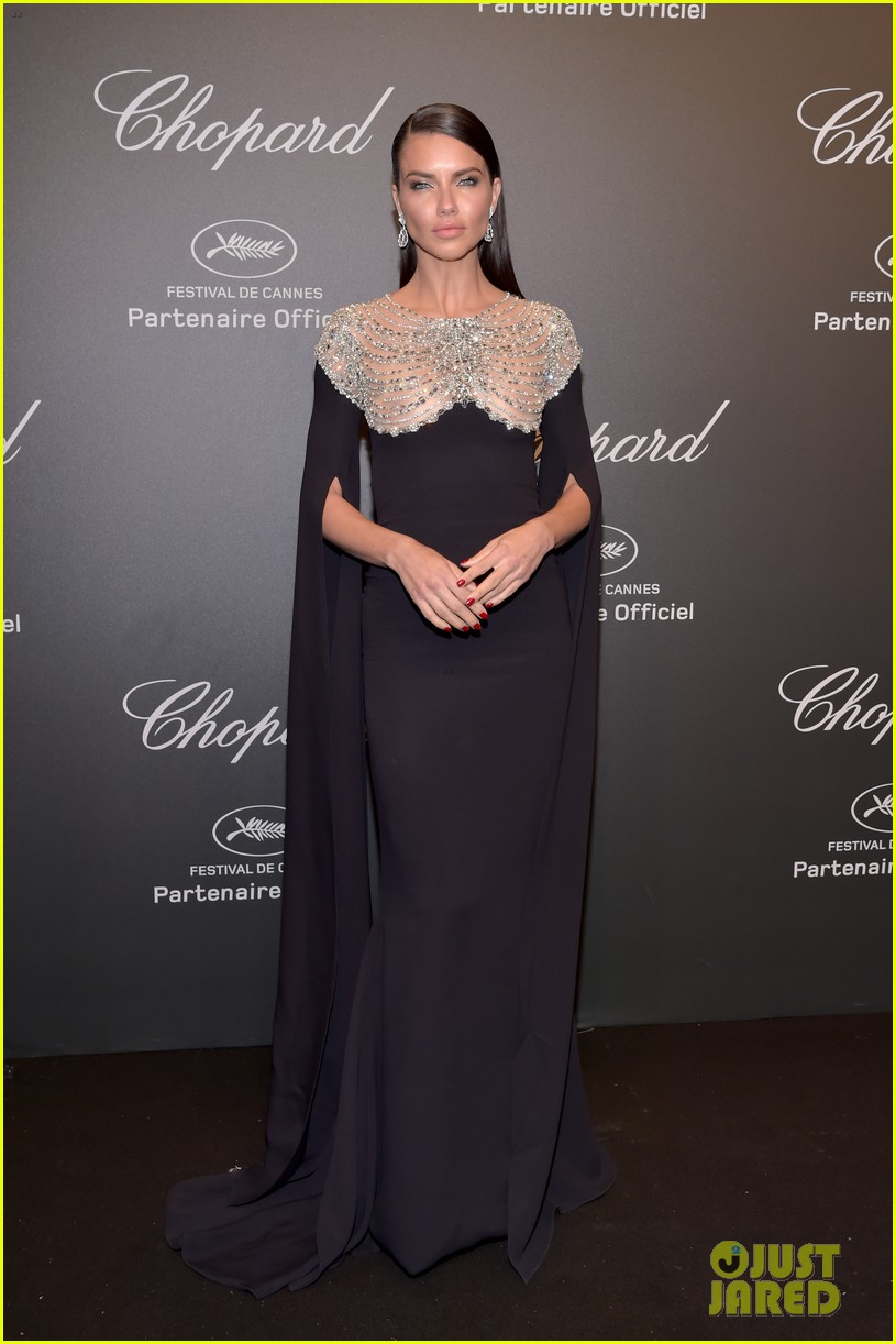 julianne moore adriana lima chopard cannes party 053901816