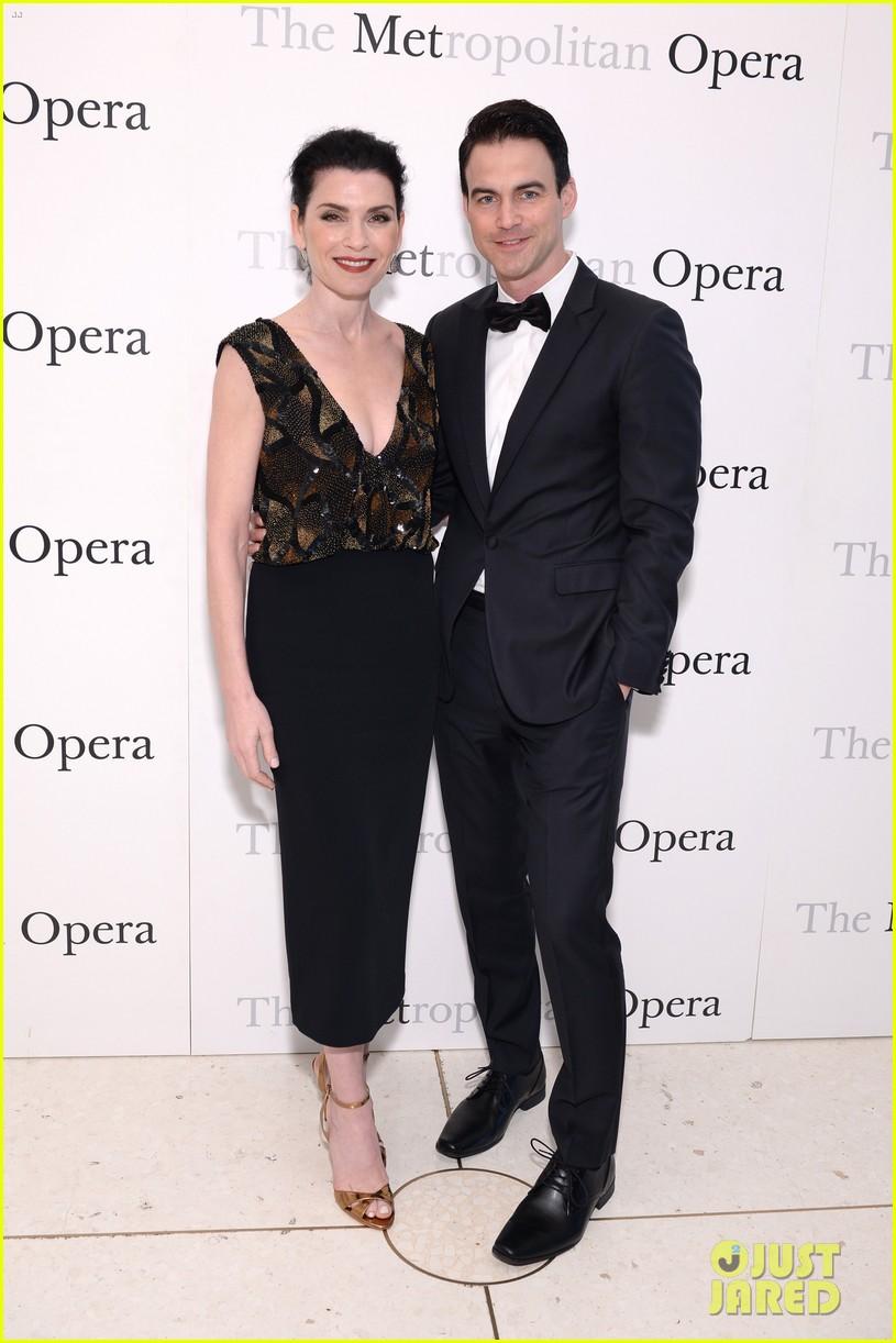 julianna margulies husband keith lieberthal have date night at metropolitan opera 023896527