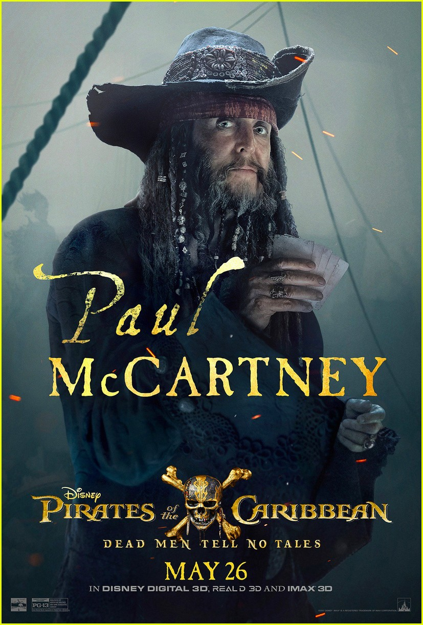 paul mccartney to make pirates cameo3898373
