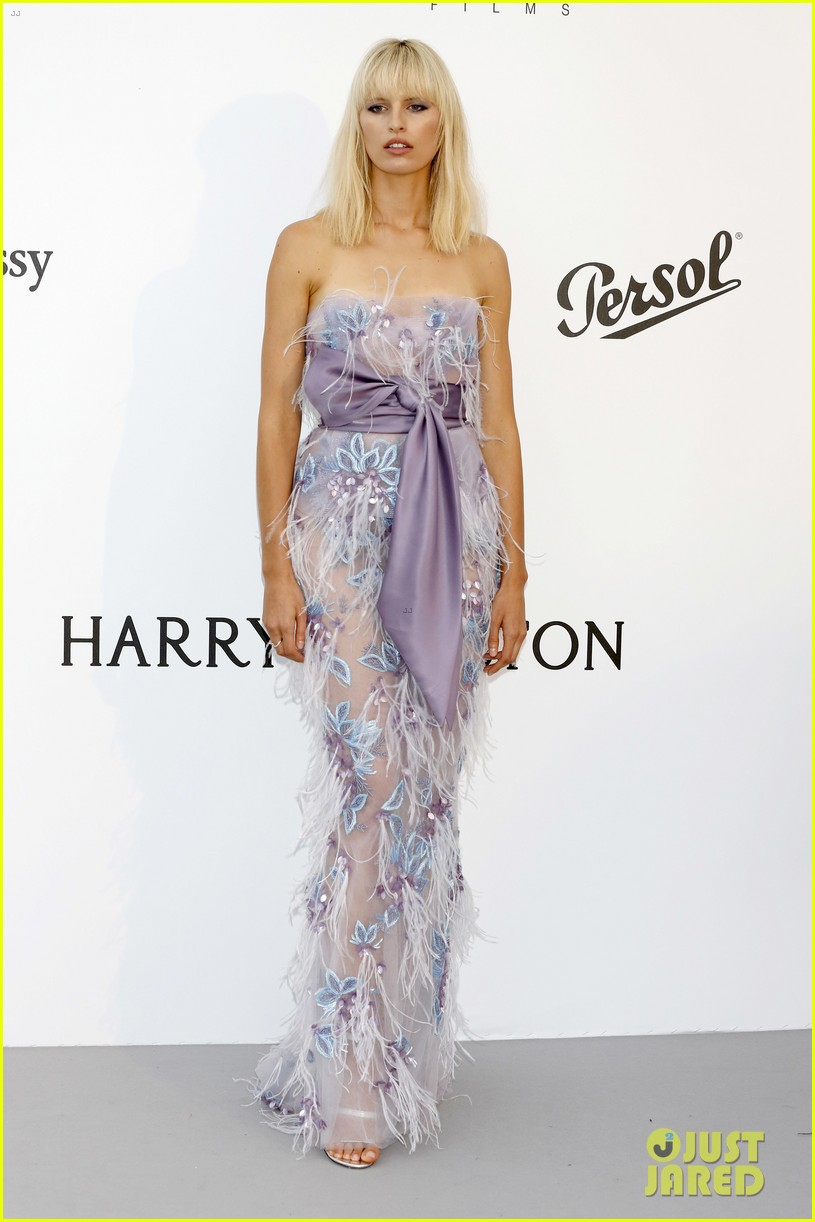 these models brought amazing fashion to amfar cannes gala 013905946