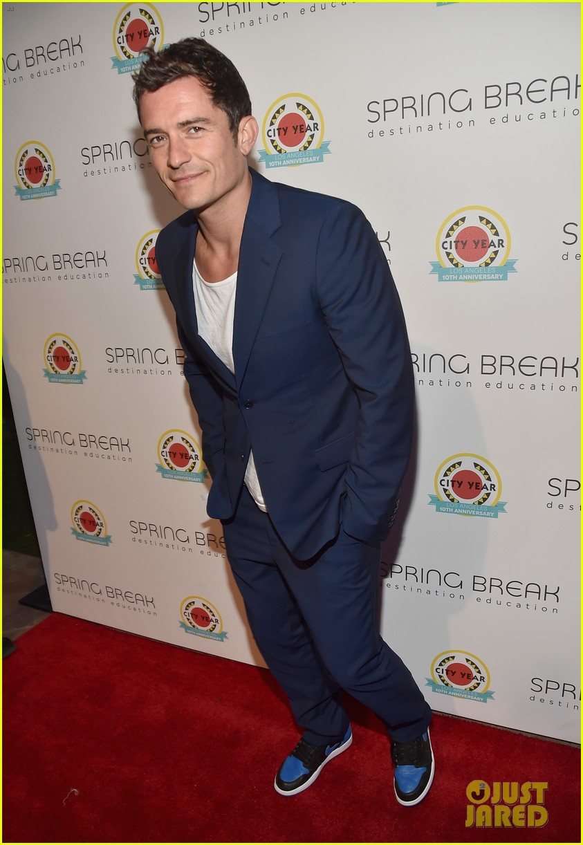 orlando bloom city year 2017 los angeles 163895921