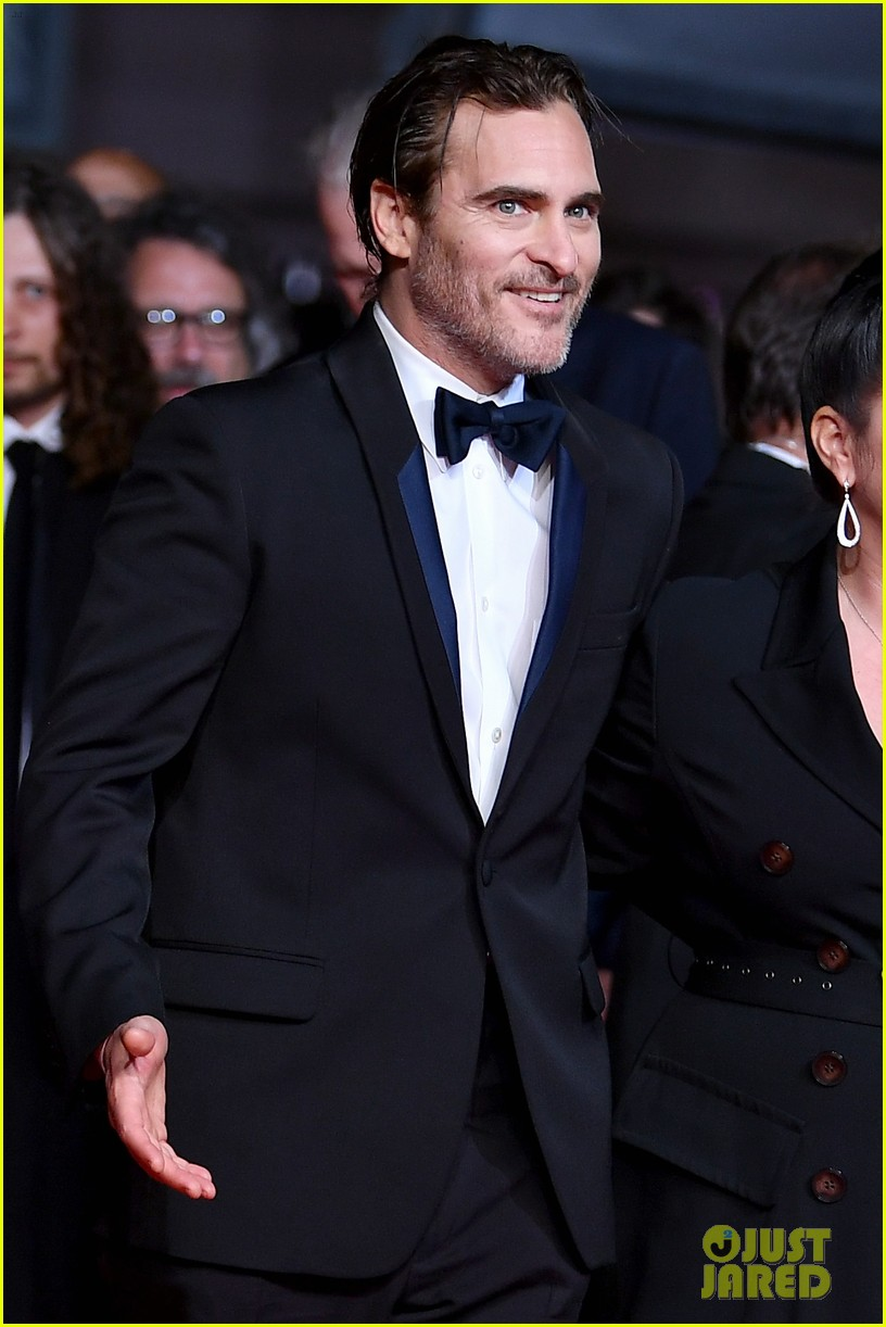 Joaquin Phoenix Premieres New Movie in Cannes with Newcomer