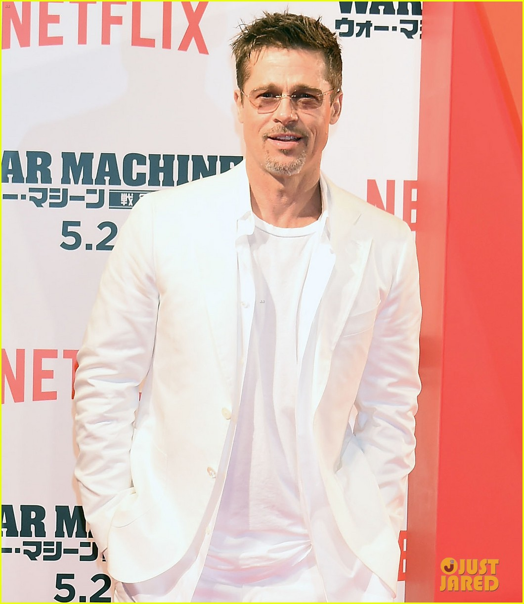 brad pitt says war machine wouldnt have been made without netflix 033904000
