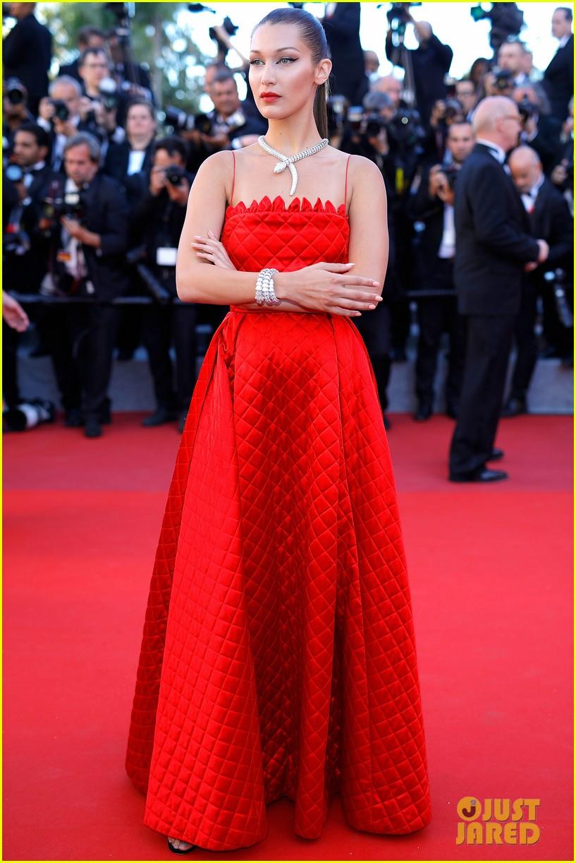 rihanna bella hadid dior cannes film festival 123901483