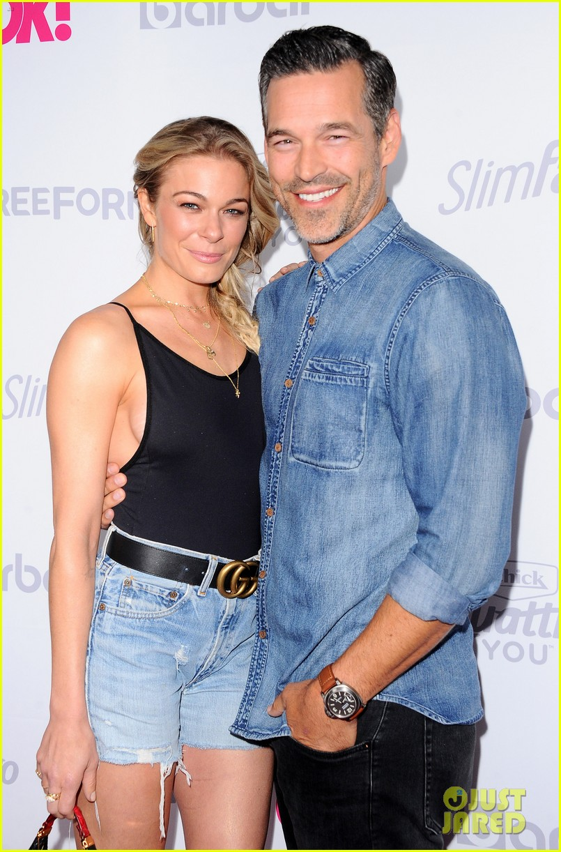 leann rimes eddie cibrian famous in love cast live it up at ok mag 483901029