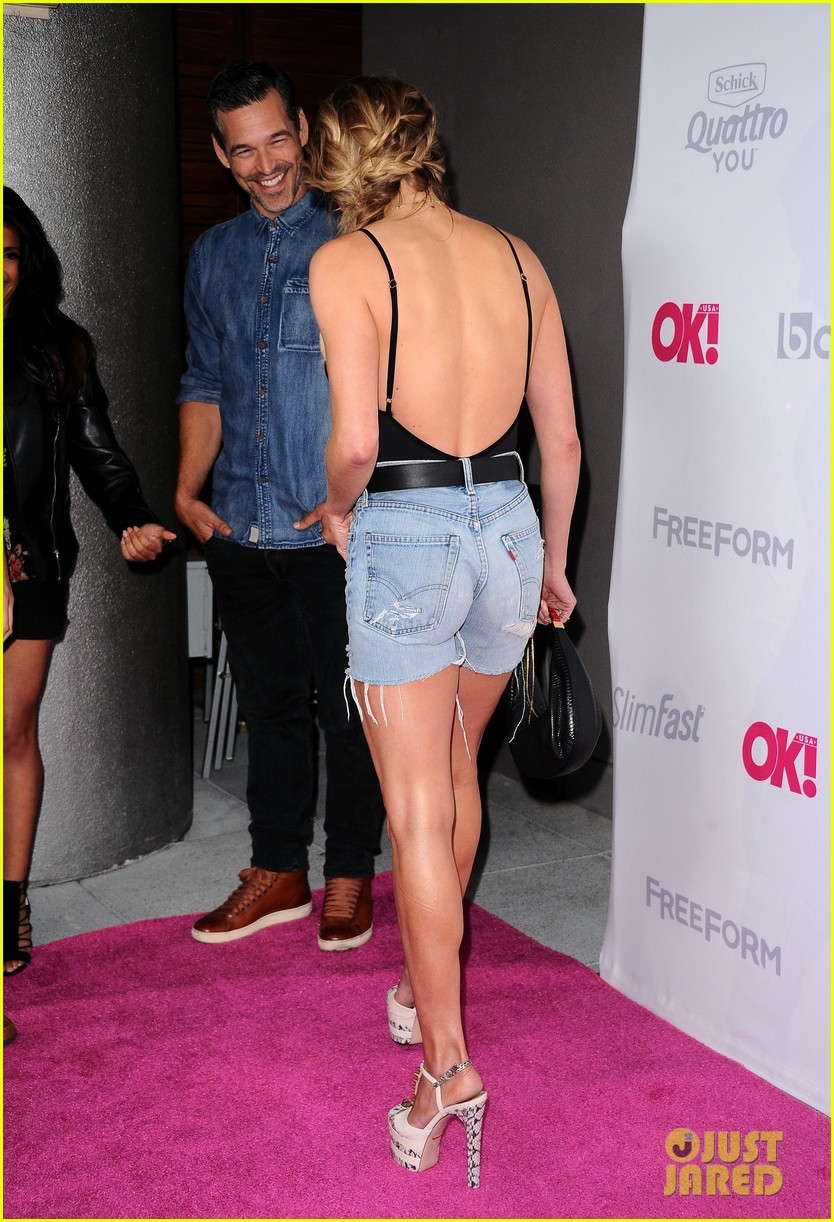 leann rimes eddie cibrian famous in love cast live it up at ok mag 593901040