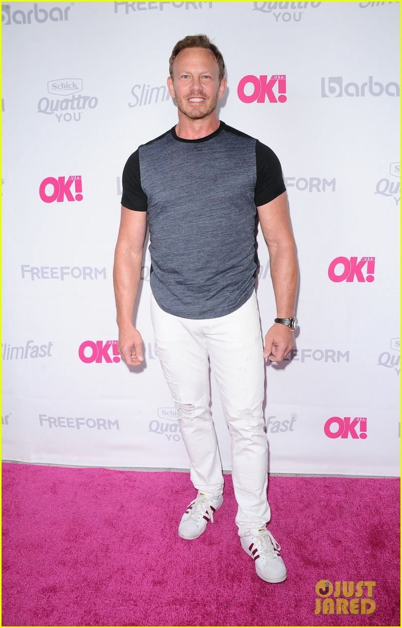 leann rimes eddie cibrian famous in love cast live it up at ok mag 703901051