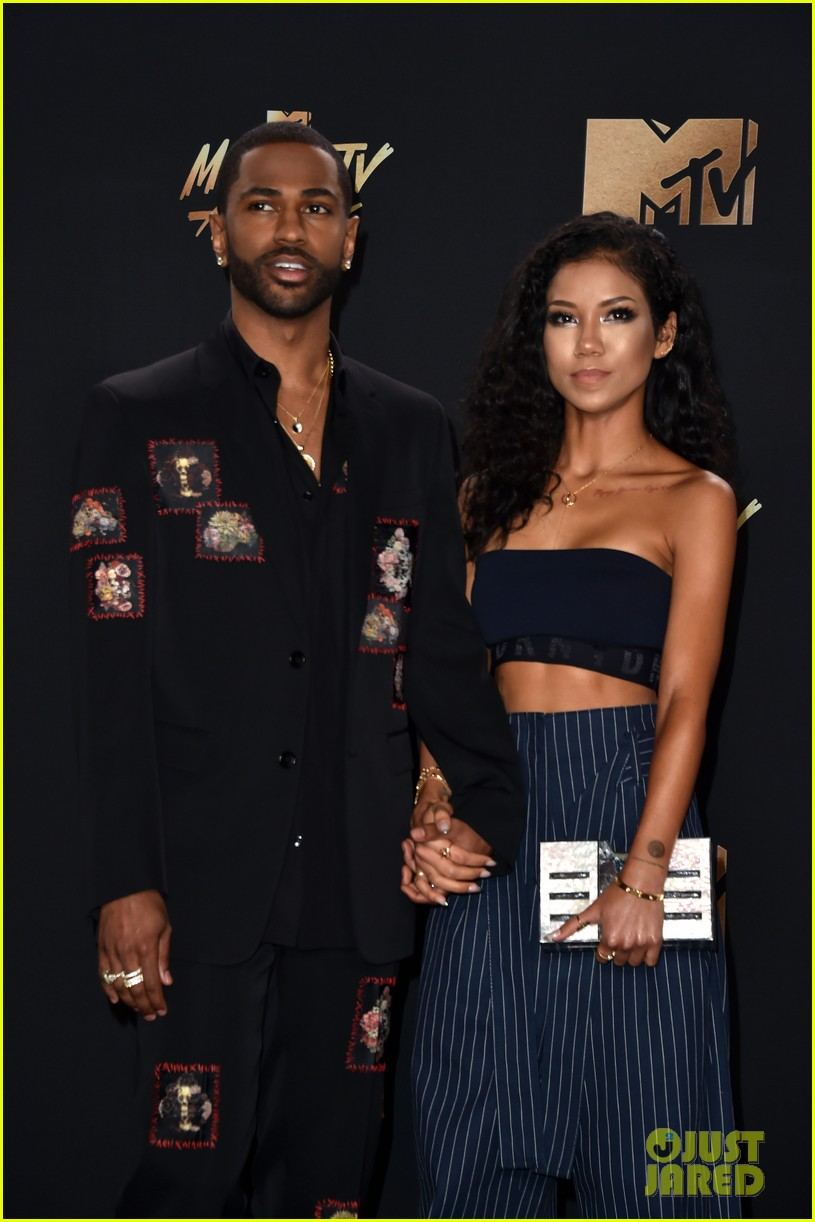 big sean jhene aiko mtv movie tv awards 123896411