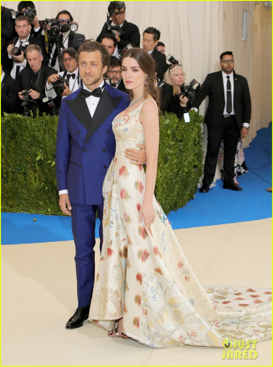bee shaffer francesco carrozzini met gala 2017 043892715