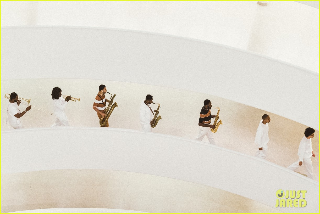 solange knowles guggenheim performance 153901665