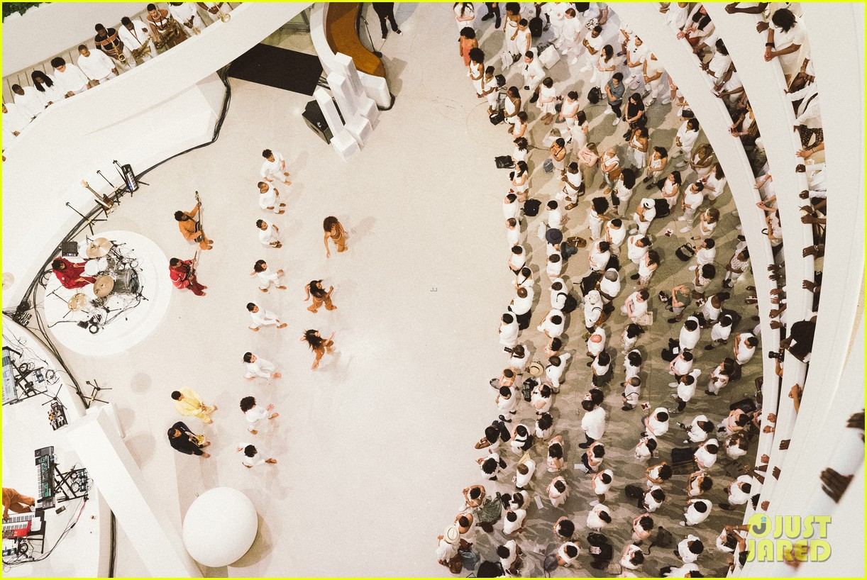 solange knowles guggenheim performance 203901670
