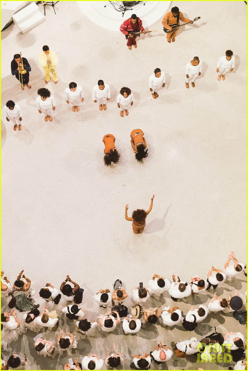 solange knowles guggenheim performance 213901671