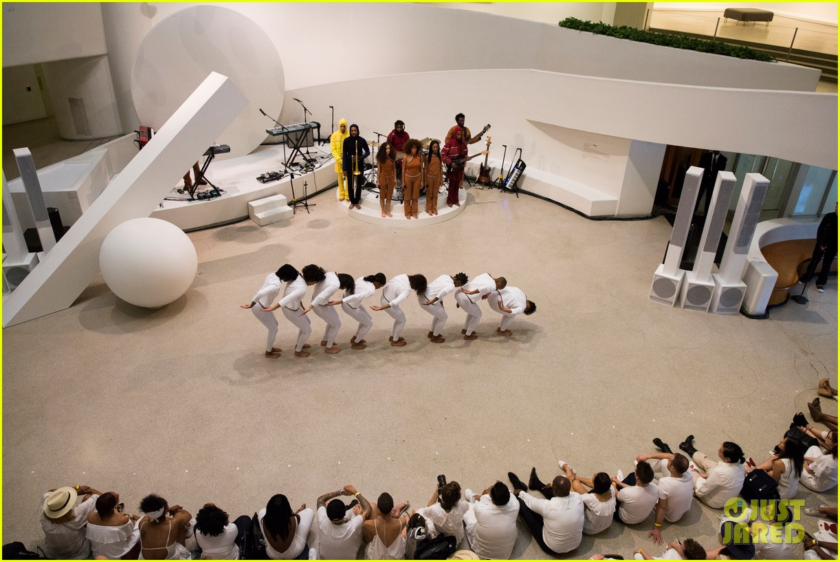solange knowles guggenheim performance 263901676