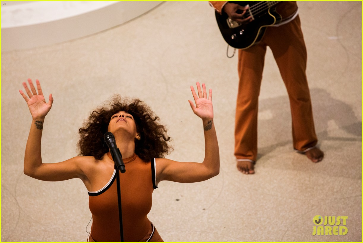 solange knowles guggenheim performance 293901679