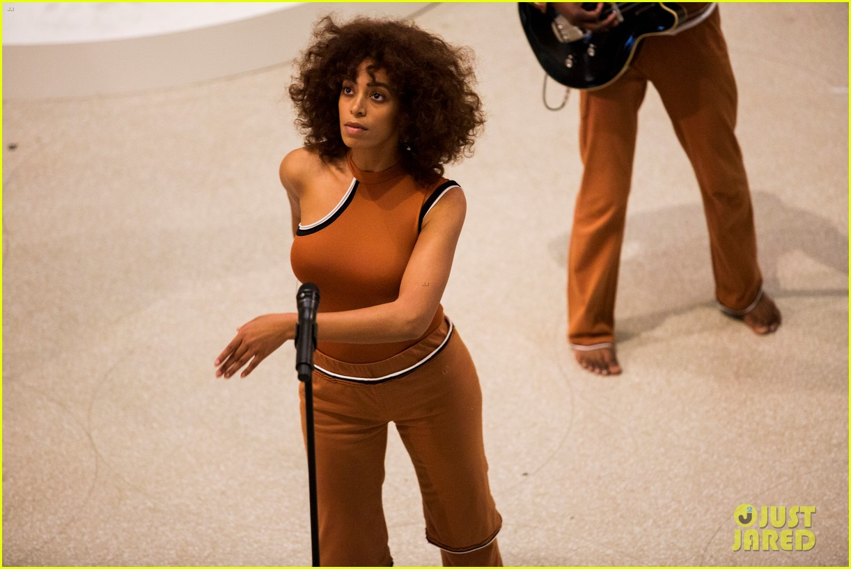 solange knowles guggenheim performance 303901680