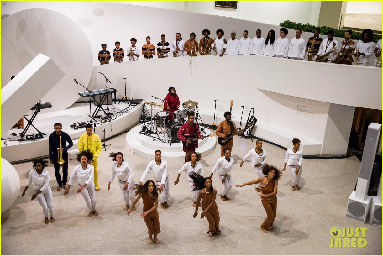 solange knowles guggenheim performance 363901686