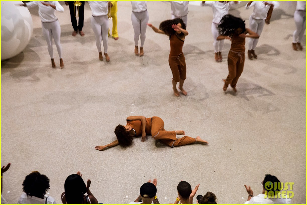 solange knowles guggenheim performance 383901688