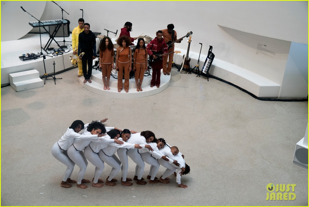 solange knowles guggenheim performance 443901694