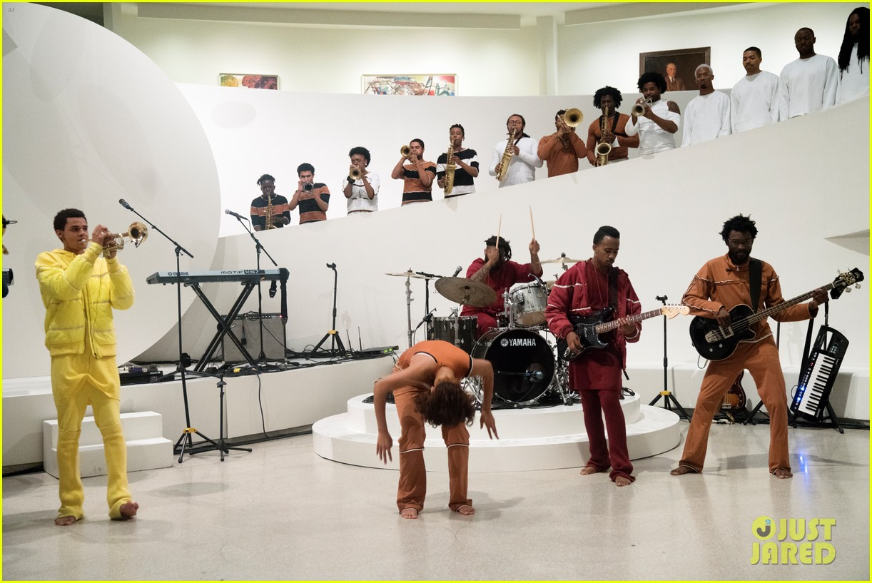 solange knowles guggenheim performance 553901705
