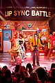 stranger things cast face off lip sync battle 01