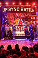 stranger things cast face off lip sync battle 12