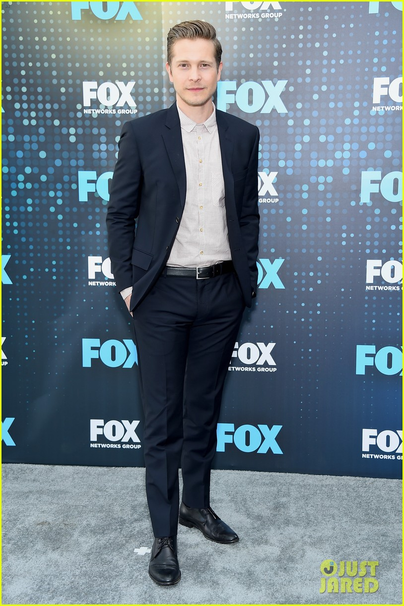 Emily VanCamp Shows Off Engagement Ring at Fox Upfronts!: Photo ...