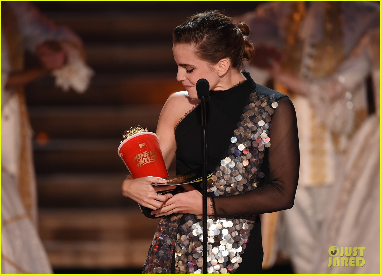 emma watson mtv movie tv awards 043896211