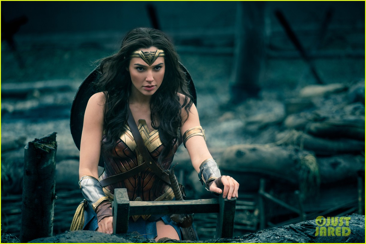 wonder woman movie stills gal gadot 343901529