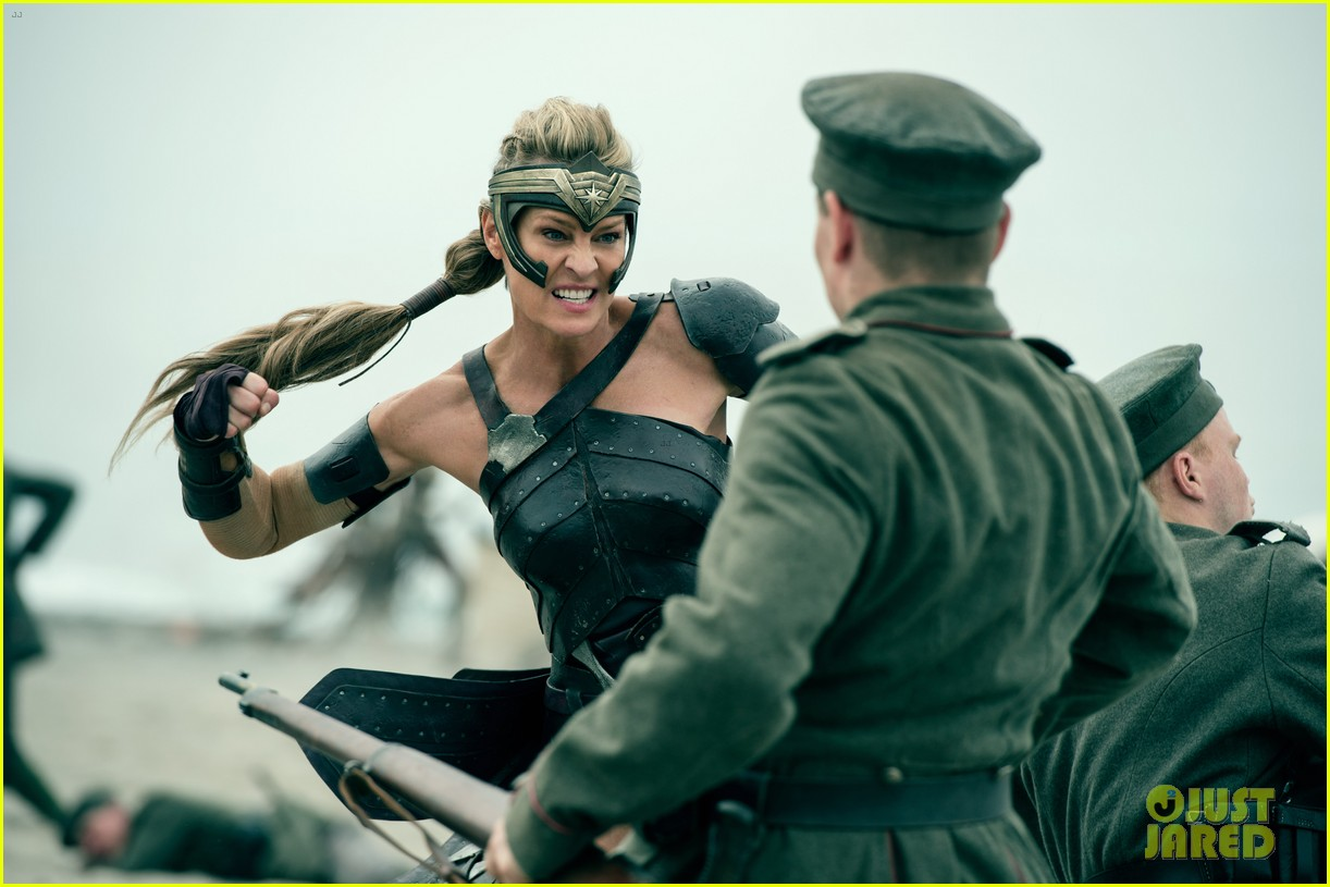 wonder woman movie stills gal gadot 413901536