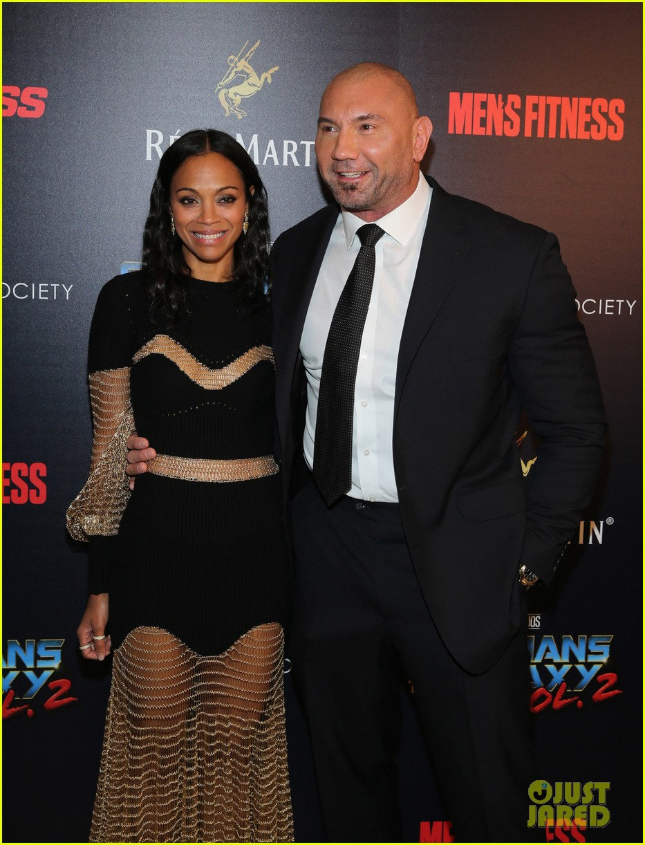 zoe saldana guardians screening nyc 053894868