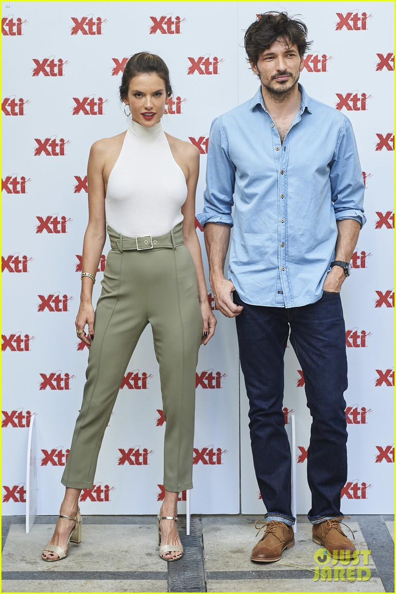 alessandra ambrosio hits madrid for xti shoes summer collection launch 013908377
